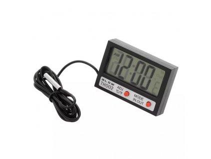 BLOW TH002 Digitální teploměr, hodiny