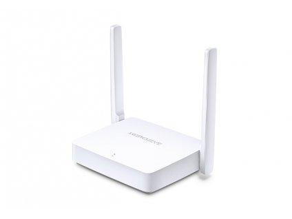 Mercusys MW301R 300Mbps WiFi N router, 3x10/100 RJ45, 2x anténa