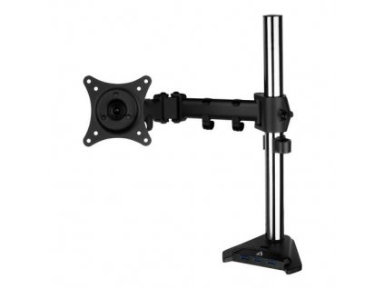 ARCTIC Z1 Pro Gen 3 stolní držák pro LCD, USB 3.0 HUB, černý (black)