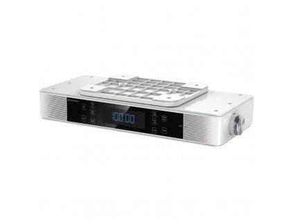 Ferguson Regent Cucina kuchyňské FM rádio s Bluetooth, bílé