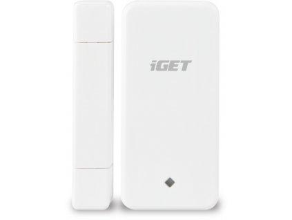 iGET SECURITY M3P4 - bezdrátový detektor pro dveře/okna pro alarmy M3 a M4