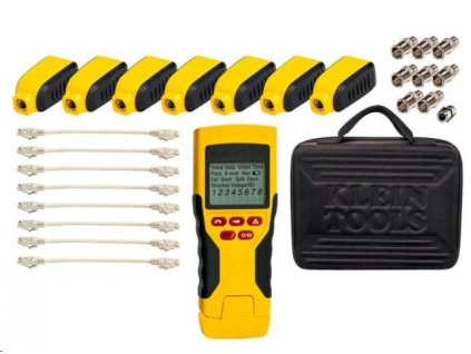 KLEIN TOOLS - LAN TESTER - VDV Scout® Pro 2 LT Tester and Test-n-Map Remote Kit