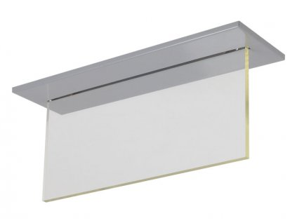 Sví LED PLEXI M1hAt 1W IP20 nouzové