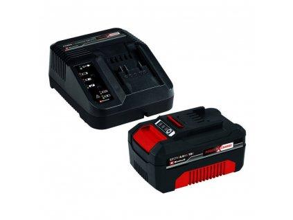 Sada Einhell Starter-Kit Power-X-Change 18 V, 4 Ah