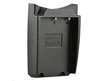 Redukce Jupio k Single nebo Dual chargeru pro Olympus BLH-1