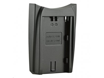 Redukce Jupio k Single nebo Dual chargeru pro Sony NP-FZ100