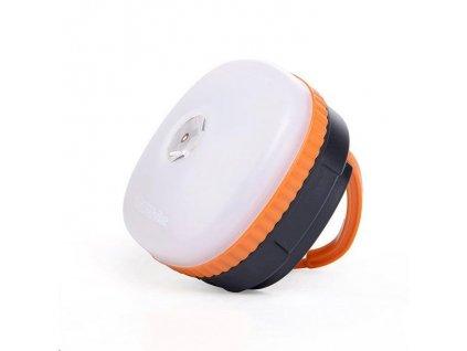 Naturehike LED světlo D300, USB nabíjení 100g - oranžové