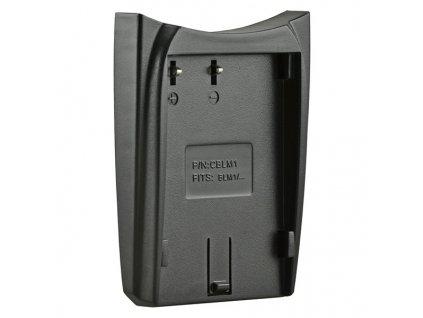Redukce Jupio k Single nebo Dual chargeru pro Olympus BLM-1