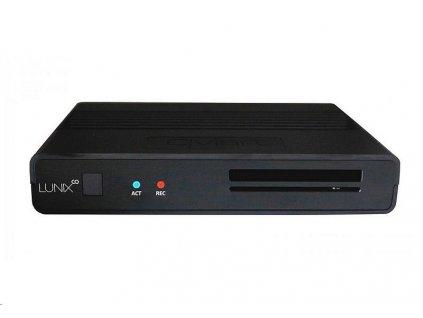 Qviart LUNIX CO Combo, DVB-S2X + DVB-T2/C, CI CA, Enigma 2