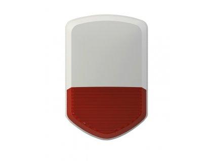 iGET SECURITY P11v2 - venkovní siréna napájená adaptérem nebo bateriemi, pro alarm M3B a M2B