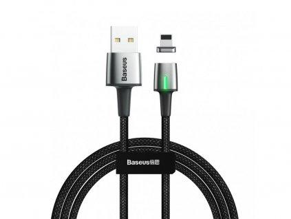Baseus Zinc Magnetic Cable USB for Lightning 1.5A 2M Black