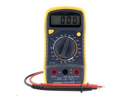 FK Technics FK9450 digitální multimetr