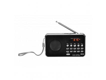 Rádio Sam Bravo B-6039CN, černá
