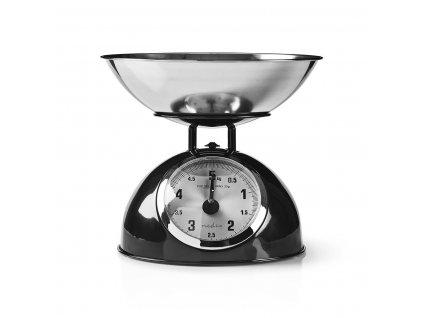 Kuchyňská váha Nedis KASC 110 černá
