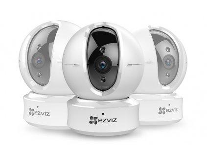 Kamera Ezviz C6C EZ360 Full HD, vnitřní otočná IP kamera; Wi-Fi; DWDR; obj. 4mm