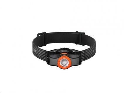 LEDLENSER čelovka MH3 - černo-oranžová - Box