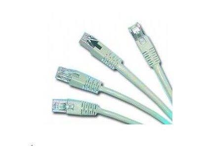 GEMBIRD Patch kabel CAT6 stíněný FTP 5m, šedý