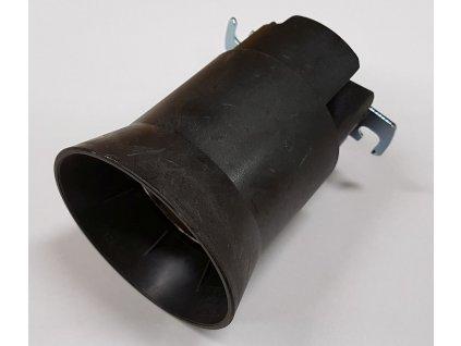 Objímka E40 400915 VS plastová černá