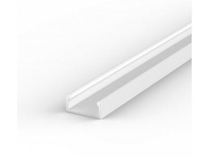 Hliníkový Profil pro LED pásky BRG-4 bílý 2M