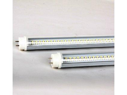 Zářivka LED T-8 60cm, 230V, 8W, 490lm, kryt čirý rastr