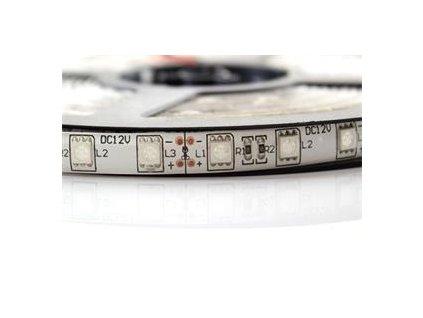 LED pásek Premium Line lighting SMD 5050, 60LED/m, 5m, červená, IP20, 12V