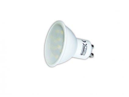 Žárovka Lumenmax LED GU10, 230V, 4W, 310lm, teplá bílá