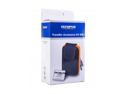 Sada příslušenství Olympus Li-50b Traveller Accessory Kit