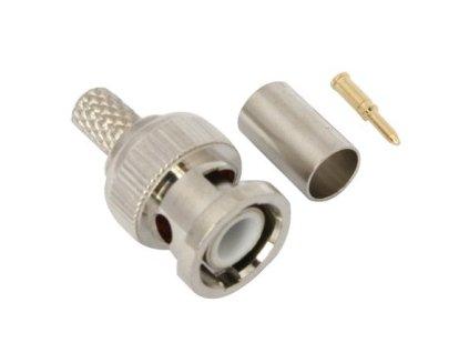 BNC konektor na koaxiální kabel