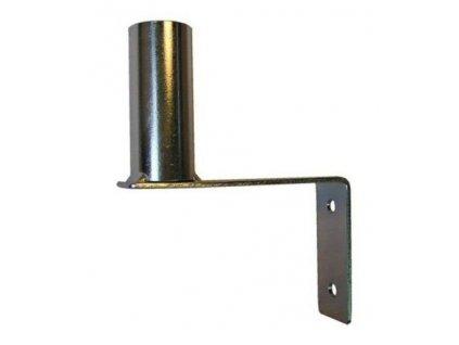 Konzola wifi, KL úhelník, délka od zdi 12cm, průměr 32 mm, na zeď, roh