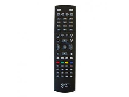 Dálkový ovládač GoSAT HbbTV (6050,7070,7075)