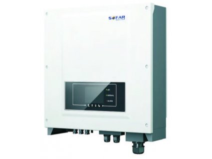 FVE Solární střídač měnič SOFAR 10000TL-G2