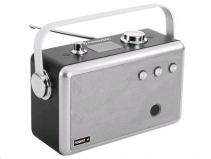 FERGUSON Regent P1 SILVER, DAB+, FM, Bluetooth