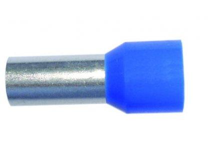 PROTEC Dutinka PAEH 2,5/8mm lisovací modrá