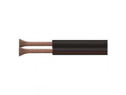 EMOS Dvojlinka ECO 2x1,5mm, černo/rudá