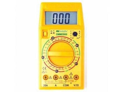 FKTECHNICS Multimetr DMM3900 digitální