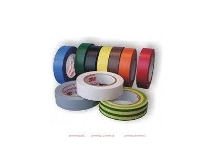 NAPRO Páska izolační 15/10m PVC černá ELEKTRA