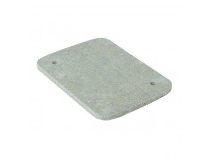 KOPOS Podložka PI 80 2ZT CEMVIN, izolační, barva šedá