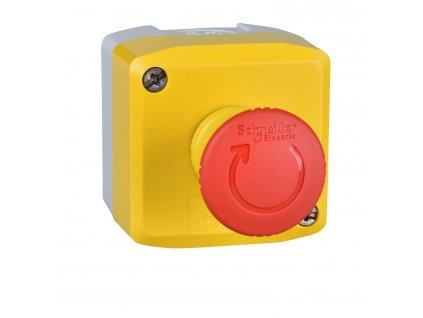 SCHNEIDER Tlačítko XAL-K178 nouzové