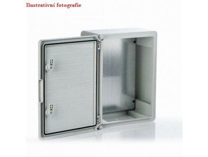 SEZ Skříň P-BOX 2535 250x350x150mm IP65