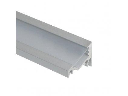 ELIM Profil ALU LED AL-03/R rohový 2m