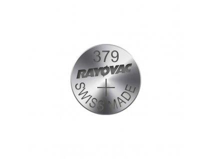 RAYOVAC Baterie 379, napětí 1,55V , 10ks v blistru