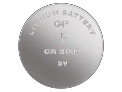GP Baterie 3V LITHIUM průměr 20x3,2 CR2032