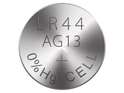 EMOS Baterie 1,5V LR44 ALKAKLINE 11,6x5,4