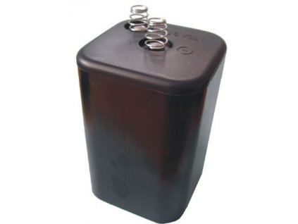 BATERIA Baterie 6V, blok H4R25