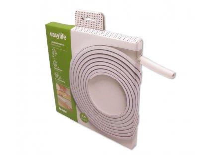 FAMATEL Lišta 15x12mm samolepící gumová 5m
