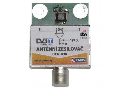 BENSAT Předzesilovač BEN-030 30dB VHF/UHF