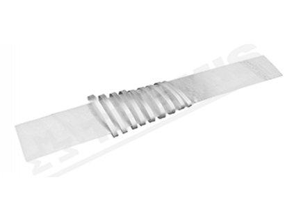 TREMIS Deska ZD 01 zemnící 2000x250mm, materiál:FeZn