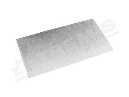 TREMIS Deska ZD 02 zemnící 1000x500mm, materiál:FeZn