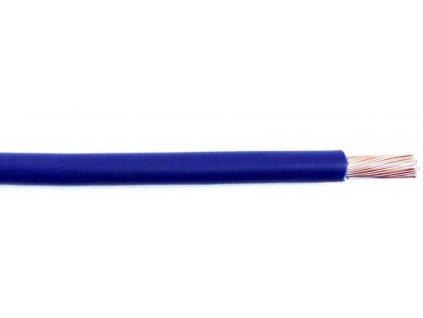 H07V-K 2,5 tm.modrý (CYA) krabice(100m)