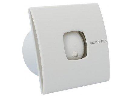 CATA Ventilátor SILENTIS 10 T, časovač, bílý